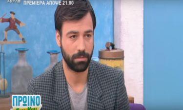 Μετά τις δηλώσεις Βαΐτσου ο Γεωργίου αποκάλυψε αν η ηθοποιός θα συνεχίσει στο «Μπρούσκο»