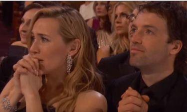 Όσκαρ 2016: Πλάνταξε στο κλάμα η Kate Winslet όταν...