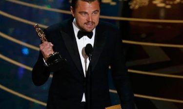 Όσκαρ 2016: O Leonardo Di Caprio έσπασε και το ρεκόρ της selfie της DeGeneres