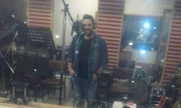 Στο στούντιο ο Γιώργος Γιαννιάς-Τι ετοιμάζει;