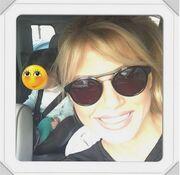 Σάντυ Κουτσοσταμάτη: Η selfie  με την κόρη της Σάντυ Κουτσοσταμάτη