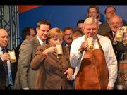 Η μεγαλύτερη απόλαυση της Μέρκελ; Η… μπύρα