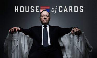 To House of cards έρχεται στο Mega