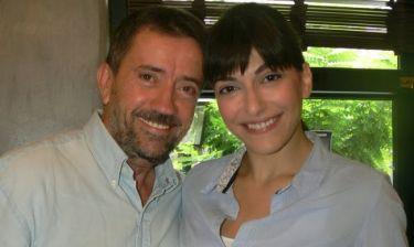 Σπύρος Παπαδόπουλος: Συγκατοικεί πλέον με την αγαπημένη του Νικολέτα Κοτσαηλίδου
