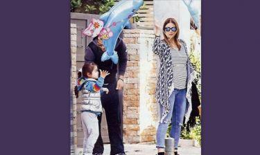 Στον 6ο μήνα της εγκυμοσύνης της η Δέσποινα Καμπούρη - Πόσα κιλά έχει πάρει;
