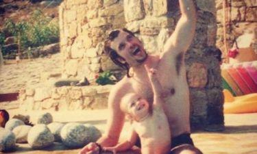 Λάμπης Λιβιεράτος: Το τρυφερό μήνυμα και η συγκινητική φωτογραφία με τη κόρη του