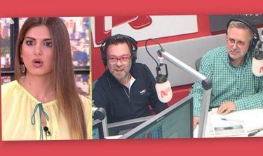 «Κόκκαλο» η Σταματίνα Τσιμτσιλή με την ατάκα που ακούστηκε για εκείνη on air!