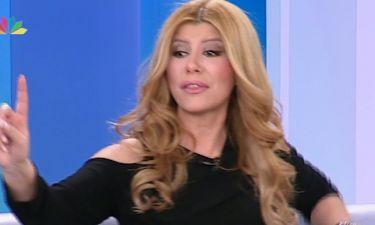 Ζήνα Κουτσελίνη: «Η Φαίη περνάει δύσκολα. Πρέπει να ζητήσει δημόσια συγγνώμη για τον Παντελίδη»