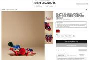 Σκάνδαλο μεγατόνων! Οι D&G ονόμασαν παπούτσια τους «Σανδάλια Σκλάβου»!