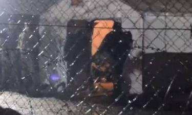 Απάνθρωπο! Σκοπιανός συνοριοφύλακας κλωτσάει πρόσφυγα (video)