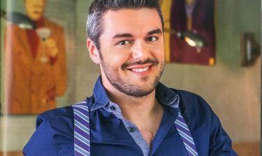 Πέτρος Πολυχρονίδης: «Είμαι πολύ χαρούμενος γιατί είμαι ερωτευμένος μαζί της…»
