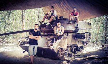 Ο Σάκης, ο Γιώργος και ο … «χάρος» στο Βιετνάμ