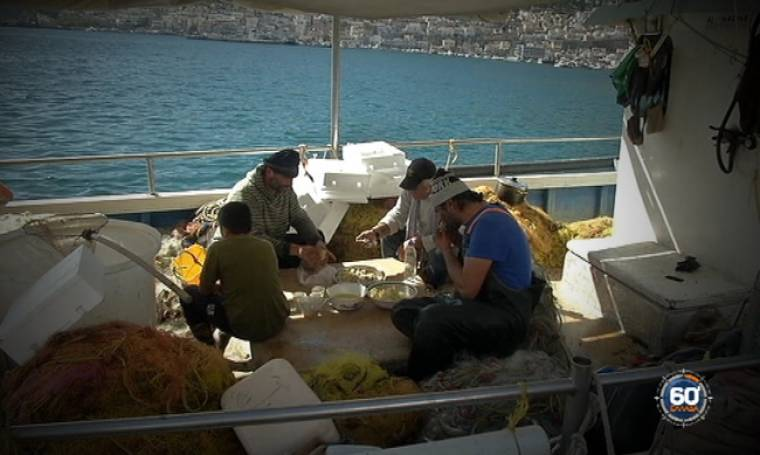 «60' Ελλάδα»: Το ταξίδι στην Κάλυμνο