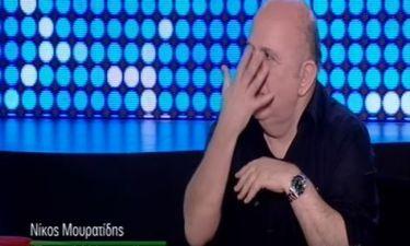 Νίκος Μουρατίδης: «Μουτζώνομαι γιατί έκανα εκστρατεία υπέρ του ΣΥΡΙΖΑ»