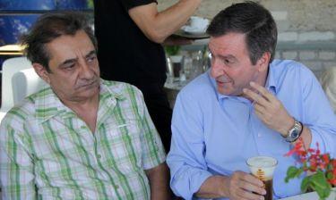 Καφετζόπουλος: «∆εν µου ήταν εύκολο να πετάξω 1.500 ευρώ, αλλά το έκανα, για να νιώσω καλύτερα»