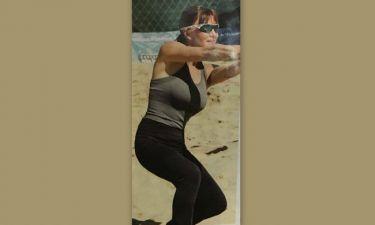 Βίκυ Χατζηβασιλείου: Το beach volley η μεγάλη της αγάπη
