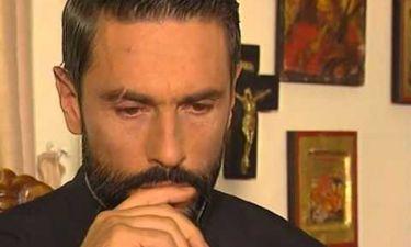 Ζαλμάς: Η απίστευτη εκδήλωση θαυμαστή την εποχή που υποδυόταν τον παπά στο «Άγγιγμα ψυχής»