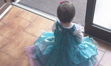 Πριγκίπισσα έντυσε την κόρη της η…