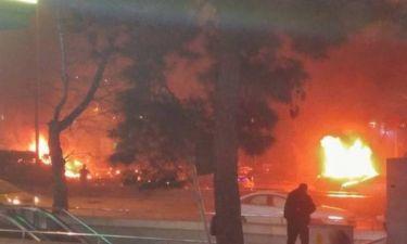 Ισχυρή έκρηξη στην Άγκυρα της Τουρκίας - Τουλάχιστον 27 νεκροί (pics & vids)