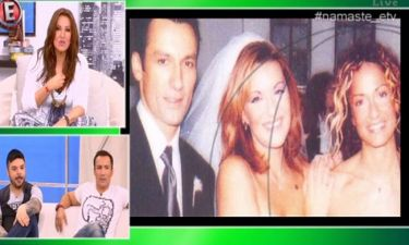 Πέτρος Ίμβριος: «Η Ναταλία παραλίγο να μην ερχόταν στο γάμο μας»