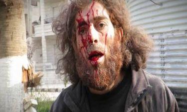 Σπάνιο οδοιπορικό στα ματωμένα χώματα της Συρίας