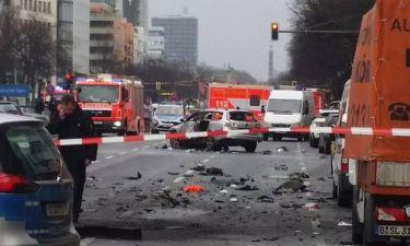 Συναγερμός στο Βερολίνο - Έκρηξη με ένα νεκρό