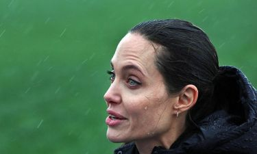 Angelina Jolie: Τα «έχωσε» στη διεθνή κοινότητα για τους πρόσφυγες από το Λίβανο