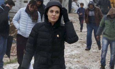 Angelina Jolie: Ματαιώθηκε δεύτερη φορά το ταξίδι της στην Λέσβο