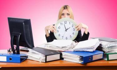 Δείτε αν κινδυνεύετε από έμφραγμα ανάλογα με το πόσες ώρες δουλεύετε
