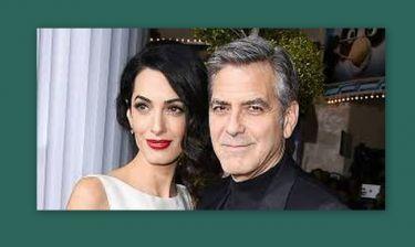 Clooney-Alamuddin: Η ατάκα της προσφυγοπούλας που τους «πάγωσε»