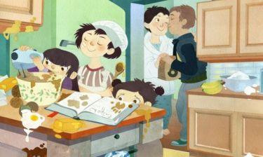 Η ομορφιά της οικογένειας μέσα από 15 τρυφερά σκίτσα!
