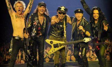 Οι θρυλικοί Scorpions επιστρέφουν στην Ελλάδα!
