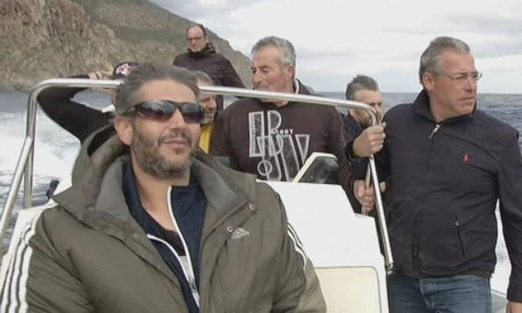 «60' Ελλάδα»: Ο Νίκος Μάνεσης στην Τήλο