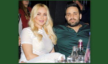 Γιώργος Γιαννιάς: Σπάνια νυχτερινή έξοδος με την σύζυγό του