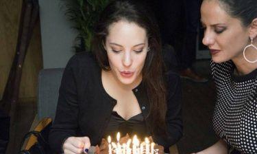 Εύη Αδάμ: Γιόρτασε τα γενέθλια της κόρης της