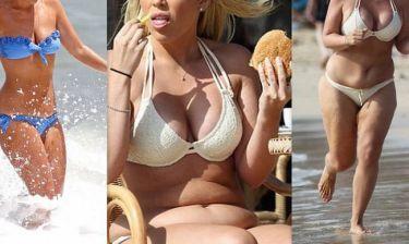 Σταμάτα κορίτσι μου να τρως δεν αναγνωρίζεσαι πλέον!
