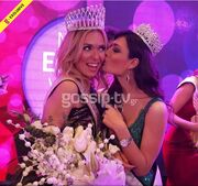 Μικαέλα Φωτιάδη: Κι όμως πριν γίνει Μις Ευρώπη, έδινε μάχη με τη βουλιμία και την κατάθλιψη