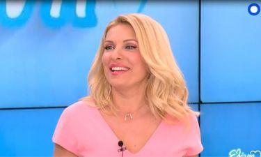 Ελένη: Ο λόγος που έδωσε on air στους τηλεθεατές και στους συνεργάτες της