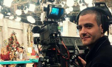 Η ιστορία ζωής του Βασίλη. Του cameraman του Πρωϊνου του Mega (Nassos blog)