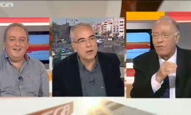 Δημήτρης Καμπουράκης: «Το θέμα του Mega τελειώνει σήμερα, αύριο»