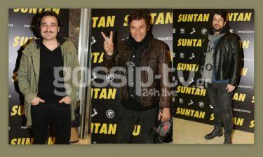 Λαμπερές παρουσίες στην επίσημη πρεμιέρα της ταινίας «Suntan»