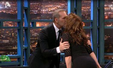 Γερμανού-Κωστόπουλος: Το φιλί στο στόμα και ο διάλογός τους που θα συζητηθεί!
