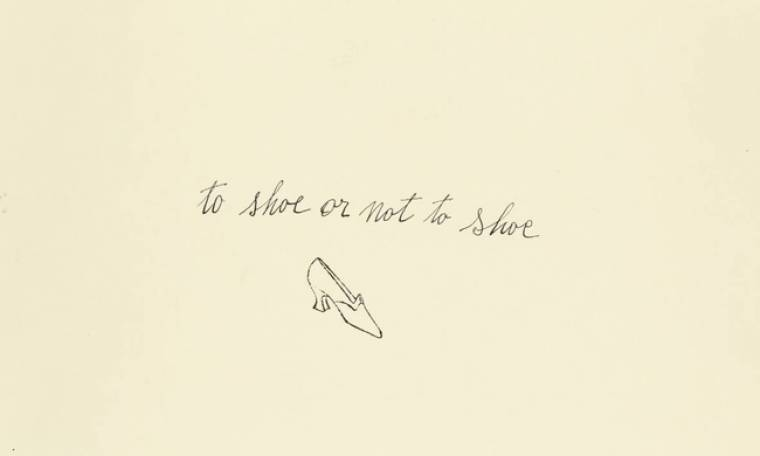 Τα παπούτσια του Άντι Γουόρχολ μετά τη γνωριμία του με τον Αλέξανδρο Ιόλα, αξίζουν 371.000 ευρώ