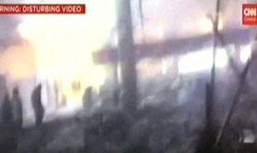 Στο CNN International το βίντεο ντοκουμέντο του CNN Greece