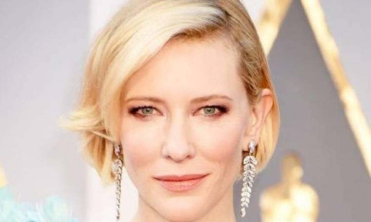 Η Cate Blanchett έκανε την πιο αψυχολόγητη αλλαγή στα μαλλιά της: Δείτε το νέο της look!