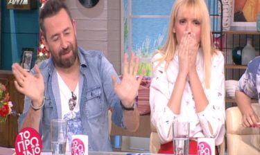Άφωνη η Σταμάτη. Τα καρφιά του Γεωργαντά για Έλληνα ηθοποιό: «Τσακώθηκε με το λούσιμο»