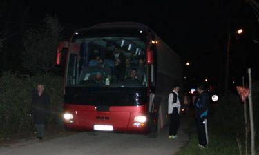 Άγριες συμπλοκές στη Βέροια με αφορμή τους πρόσφυγες (photos-video)