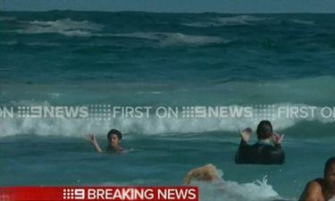 Έκτακτο: Ο Hugh Jackman με ηρωισμό κατάφερε να σώσει τον 15χρονο γιο του από θαλάσσια ρεύματα