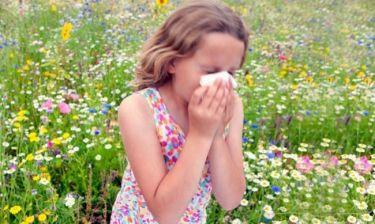 Τι προκαλεί η αλλεργική ρινίτιδα στα παιδιά;