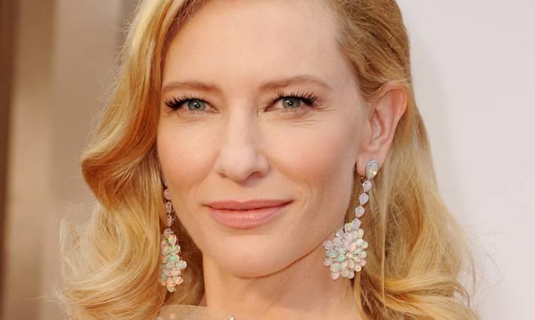 Cate Blanchett: Αποκαλύπτει τα μικρά μυστικά ομορφιάς της